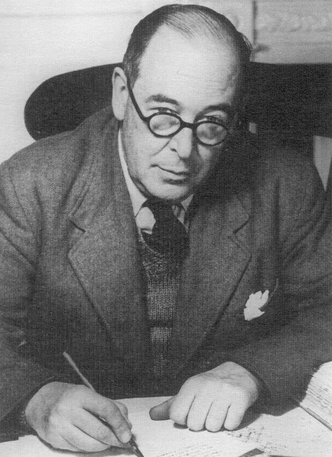 Personality ... MBTI Enneagram C. S. Lewis ... loading picture