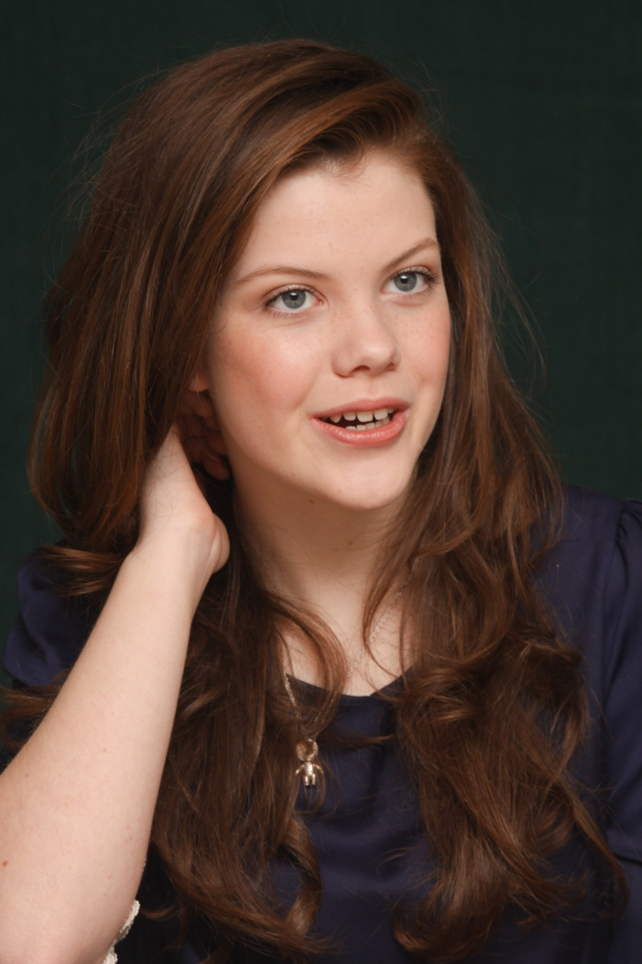 Communication on this topic: Marki Bey, georgie-henley/