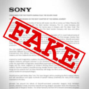 Fake News The Silver Chair Shooting In November Narniaweb