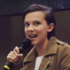 Millie Bobby Brown Was Reading The Chronicles of Narnia