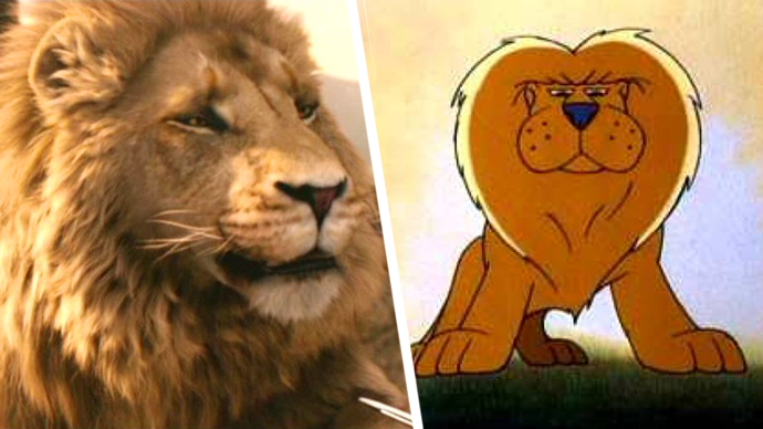Why Aslan is Hard to Get Right | Talking Beasts - NarniaWeb